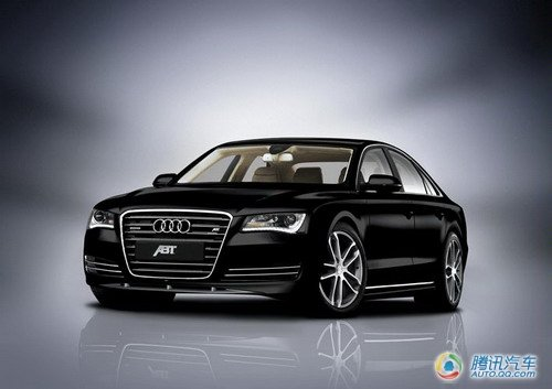 Abt将在日内瓦车展发布A8高性能改装版