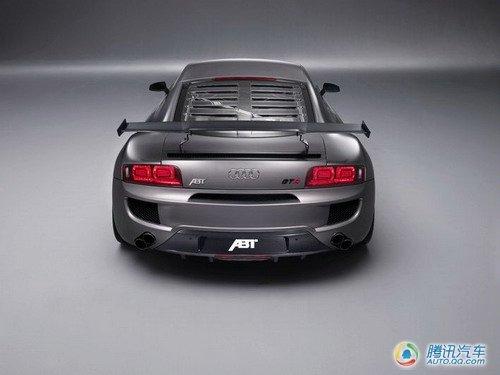 仅生产25辆 Abt R8 GTR将亮相日内瓦车展