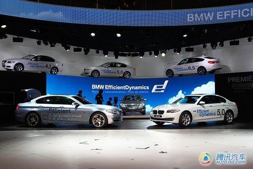 2010日内瓦车展今日开幕 腾讯前方探营