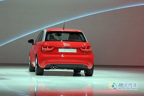 量产版车型曝光 奥迪A1在日内瓦车展发布