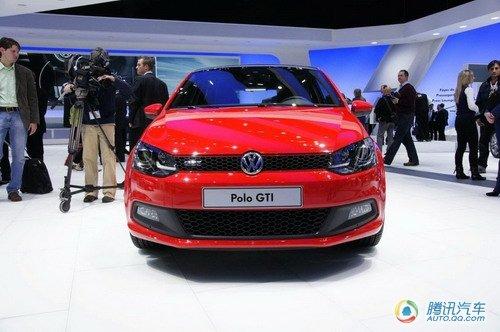 大众在日内瓦车展发布2011款POLO GTI