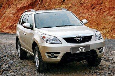 海马首款B级SUV海马S3将在北京车展上市