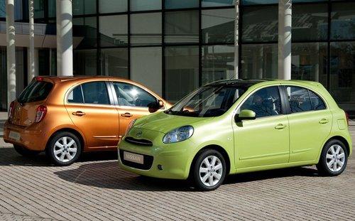 预计8月国产上市 日产换代微车Micra解密
