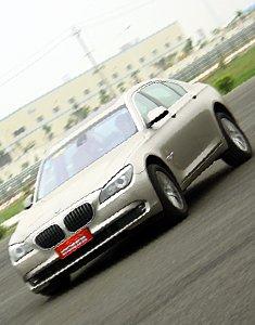 好车榜-豪华之选推荐新车:宝马750Li