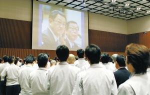 丰田日本总部开大会 全员反省召回事件
