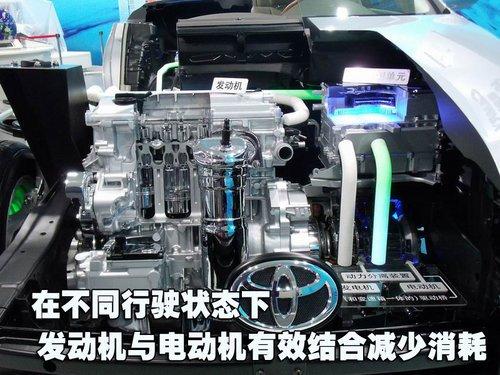 凯美瑞混合动力版3月底上市 4S店接受预定