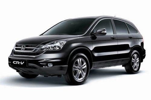 CR-V VS Tiguan:SUV最后一战