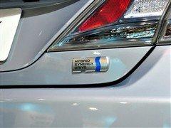 混合动力版凯美瑞将上市 预计售30万左右