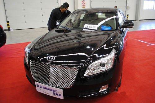 华泰B11批量下线生产 于4月北京车展首发