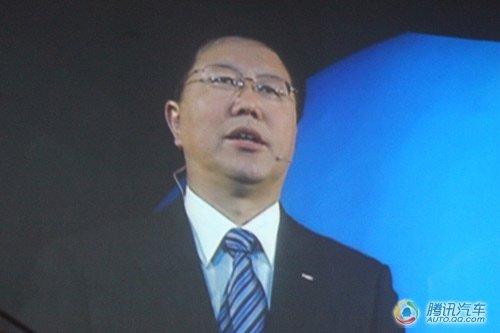 一汽奥迪事业部副总经理 张晓军讲话