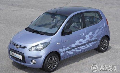 北京车展尽吹低碳风 国外电动车亮相猜想
