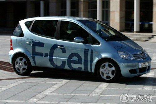 北京车展尽吹低碳风 燃料电池车亮相猜想