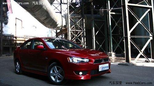 驷马奔腾 4款运动型紧凑级轿车对比导购