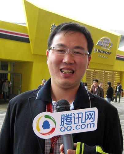 武卫强:北京车展将是今年中国车市拐点