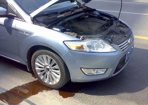 汽车水箱漏水 需从四个方面进行检查