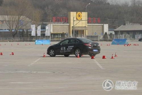 培养安全驾驶习惯 体验马自达深度驾驶体验