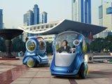 EN-V 笑行驶在上海