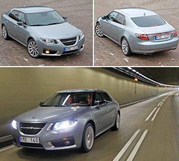 拯救萨博行动现在开始 试驾2011款萨博95_车周刊_腾讯汽车