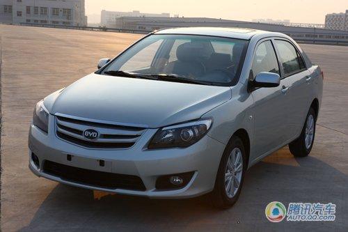 比亚迪L3量产版实车曝光 北京车展正式亮相