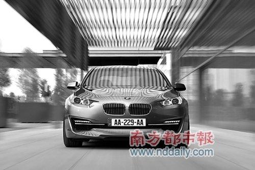 新一代宝马3系提前曝光 将新增一款车型