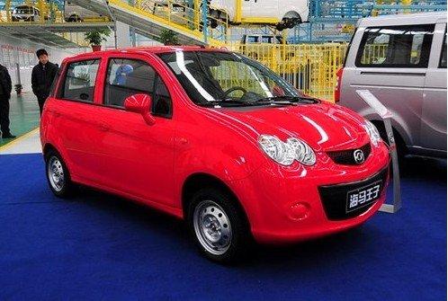 预售3.5万元起 海马王子将北京车展上市