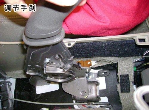 专家提醒 手动刹车需要定期检查和调整