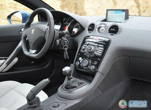 畅享法式TT 试驾2011款标致RCZ GT跑车