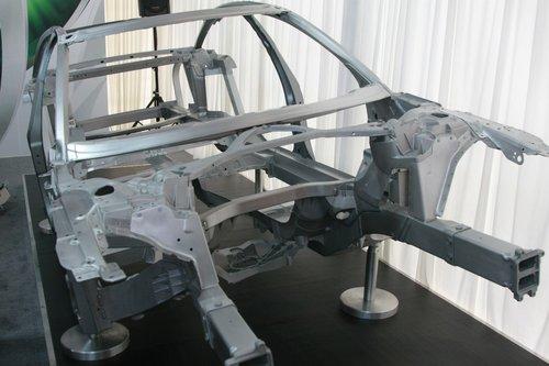 车身轻量化结构--车身和轮胎技术领域