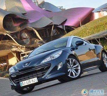 法式TT 试驾2011款标致RCZ GT跑车_车周刊_腾讯汽车