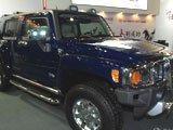 2009广州车展悍马H3