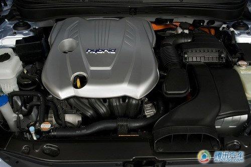 新款索纳塔混动版发布 百公里油耗约6.36升
