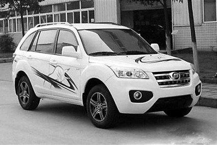 力帆汽车首款SUV 将首次公开于北京车展