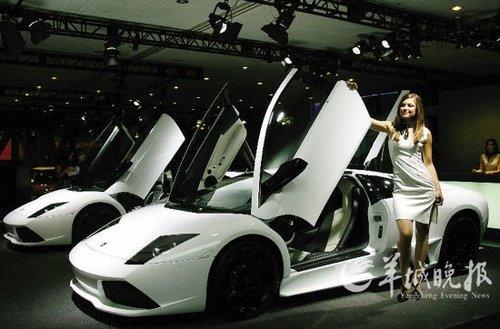 富二代至爱 超级豪车宾利玛莎拉蒂法拉利