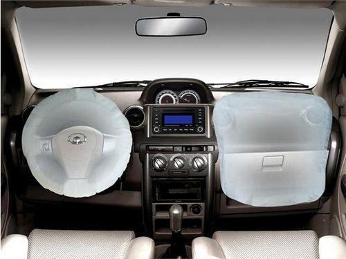安全气囊是一次性产品 更换一次8000左右