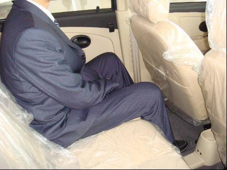 海马王子的安全在同级车中可圈可点,是aoo级车中少有标配大容高清图片