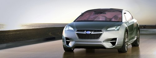 明星和概念车助威 斯巴鲁将闪耀北京车展