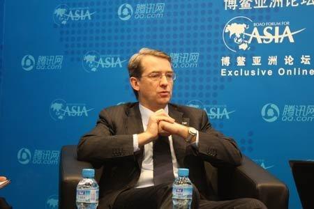 沃尔沃副总裁潘伟博:与吉利合作定能双赢