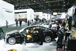 3月全球车市集体飘红 海外汽车业复苏在望
