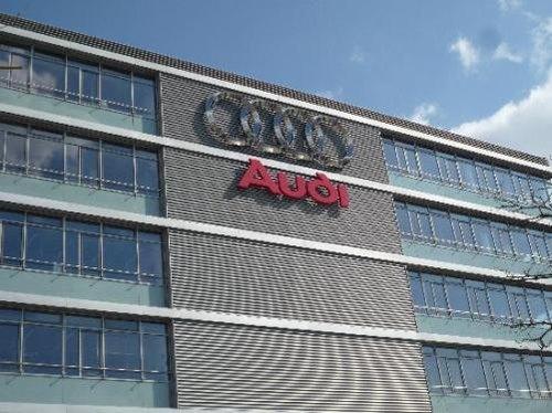 奥迪一季度增幅25.6% 超奔驰成为销售亚军