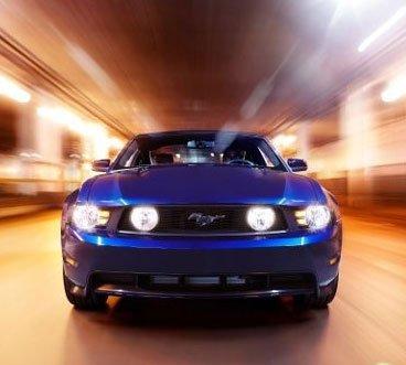 卡马洛克星 试驾2011款福特野马GT_车周刊_腾讯汽车