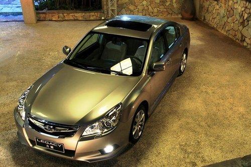 混合动力概念车领衔 斯巴鲁重磅亮相北京车展