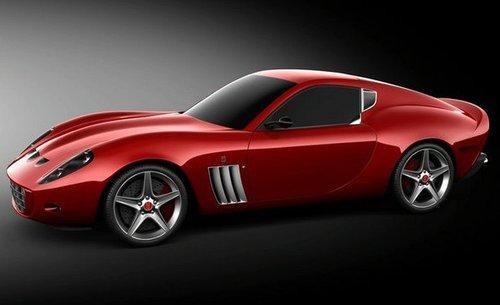 法拉利 599 GTO
