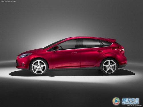 北京车展中国首发 福特新福克斯前瞻解读