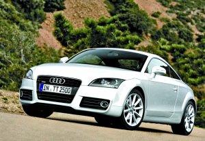 奥迪发布2011款TT 将于明年一季度上市
