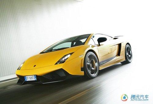 最纯粹跑车 试驾兰博基尼盖拉多LP570-4