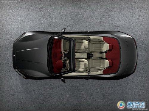 玛莎拉蒂GranCabrio北京车展正式上市