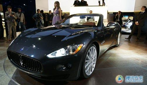2010年北京车展观展指南之8款梦想级跑车