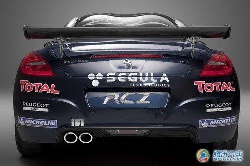 标致RCZ将参加纽伯格林24小时耐力赛