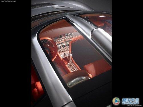 Spyker世爵将携两款超级跑车亮相北京车展
