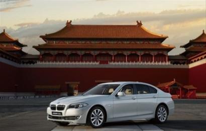 宝马将推出全新一代BMW 5系长轴距版